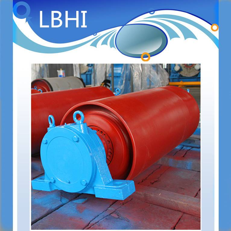 LIBO Product Corrosion-Resistance Pulley for Belt Conveyor