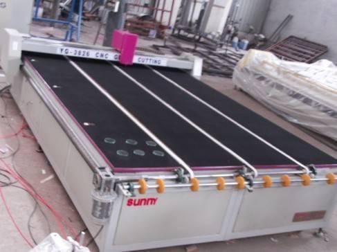 CNC Automatic Glass Cutting Table /Glass Machine /Equipment