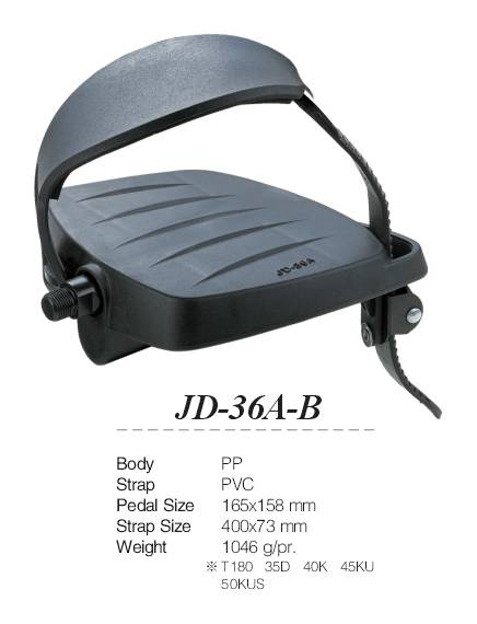 foot pedal for exercise bike