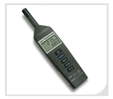 Econ. Humidity Temperature DataLogger GT316