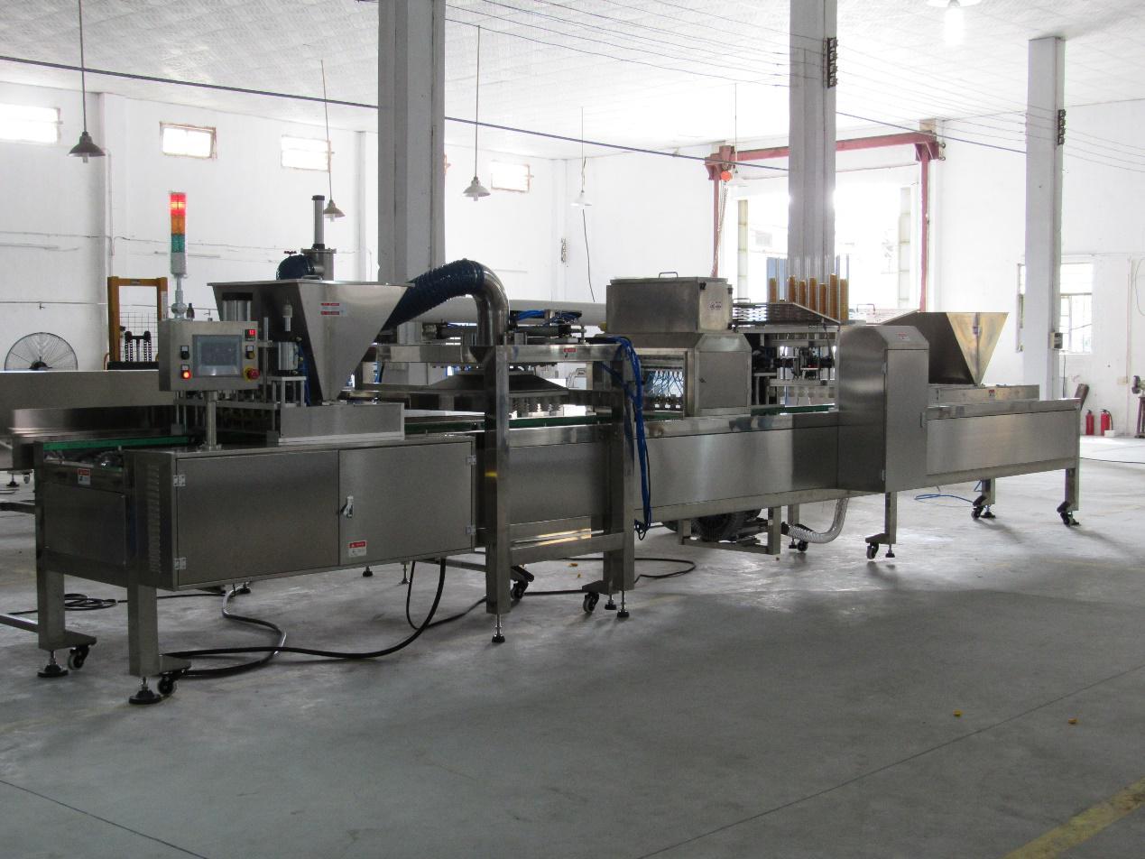 Professional Cake Production Machine-yufeng