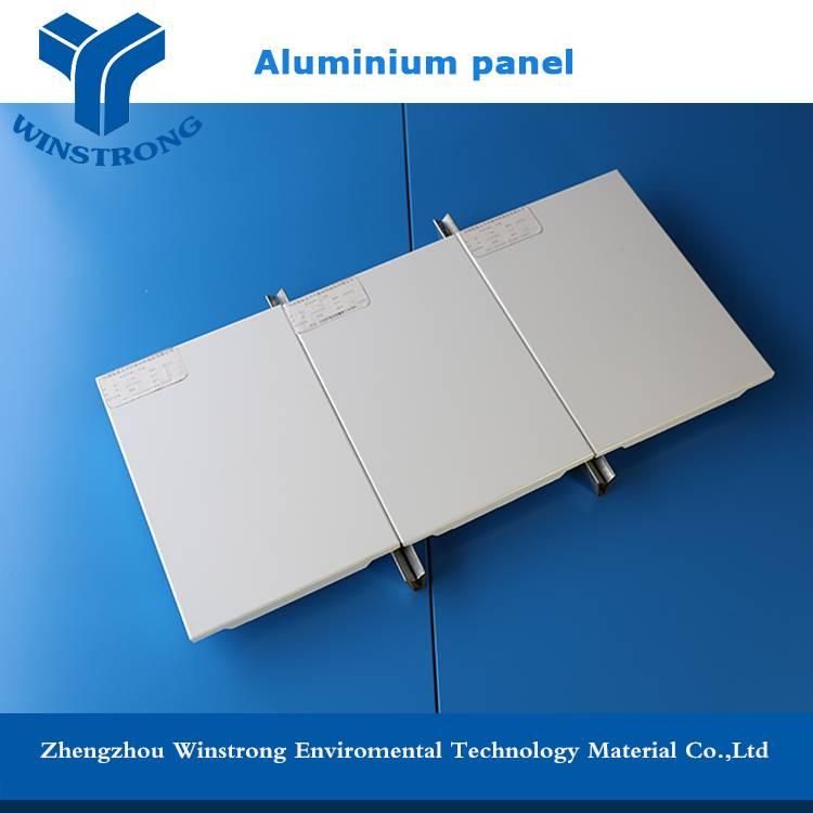 Metal cladding panels