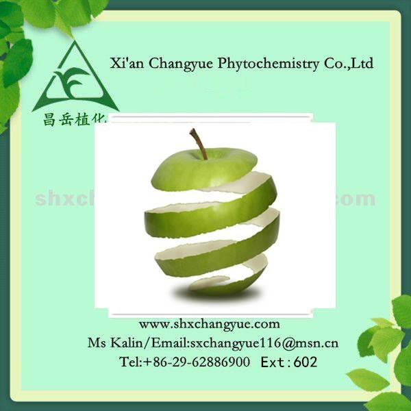 98% natural apple peel extract phloridzin powder