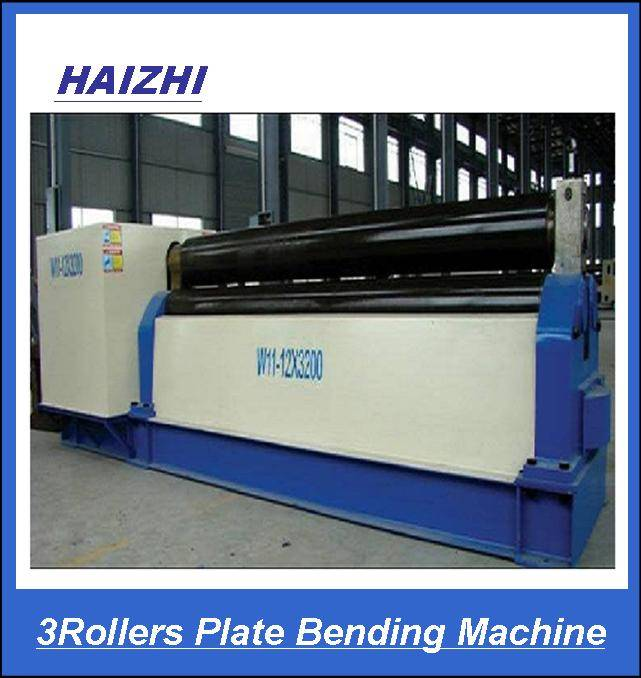 3rolls plate bending machine metal bellow expansion joint forming