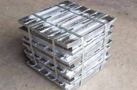 good purity non-rolly aluminum ingot 99.99%