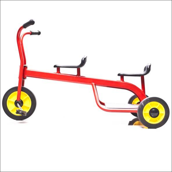 kids balance tricycle pedal tricycle metal tricycle twins tricycle for children toddler for school