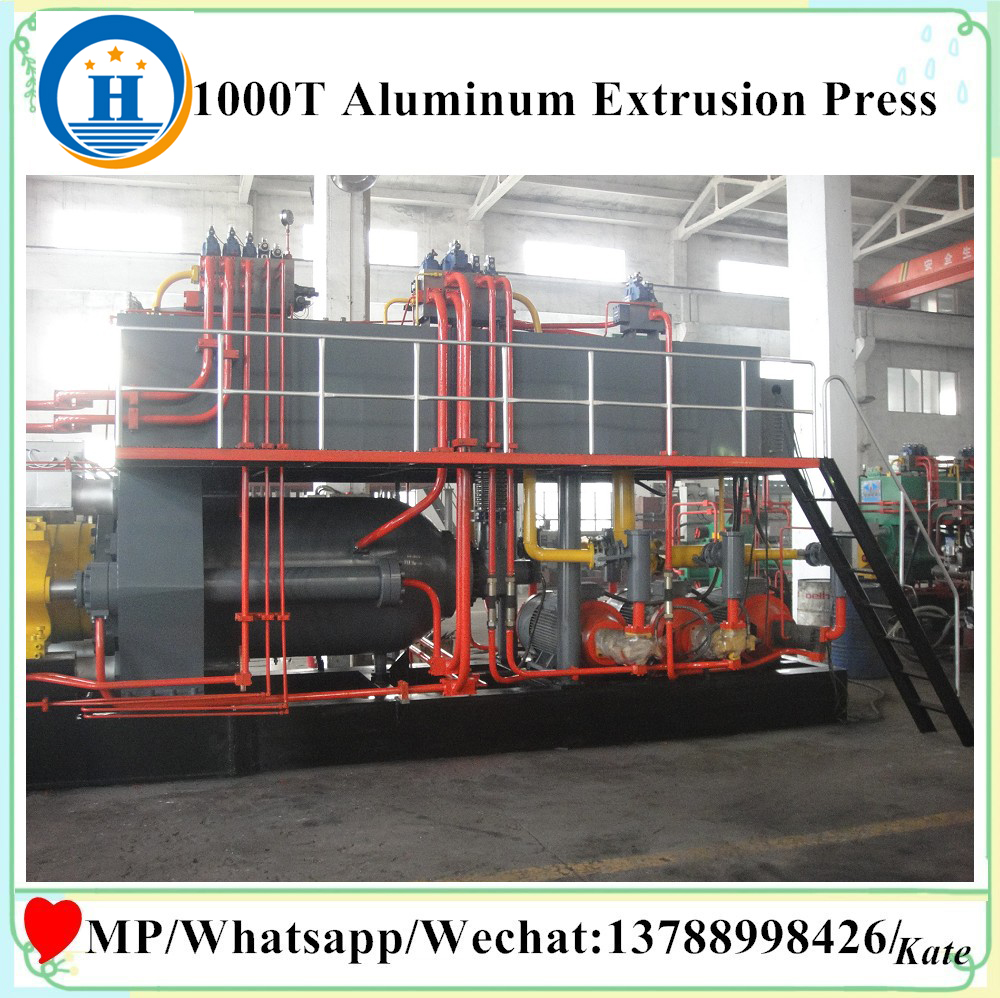 aluminum extrusion press for profile