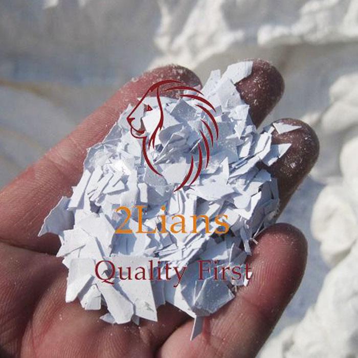 Tons White PVC Regrind Plastics Scraps
