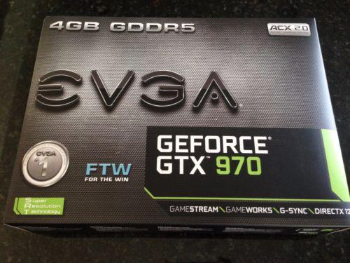 EVGA GeForce GTX 970 SSC
