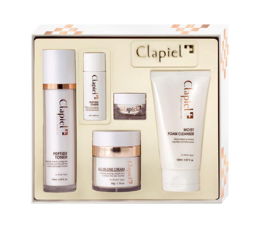 skin care set_Clapiel daily care kit
