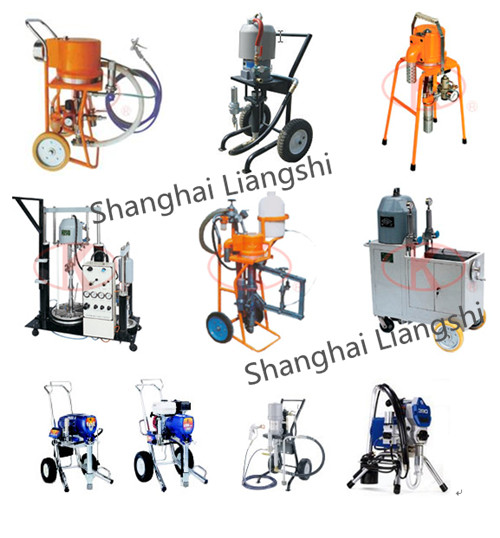 metalizing sprayer, metal coating, zinc spraying equipment