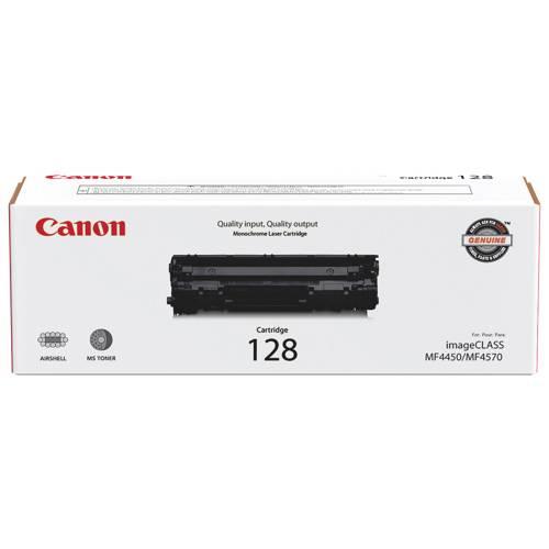 Canon 128 Black Toner
