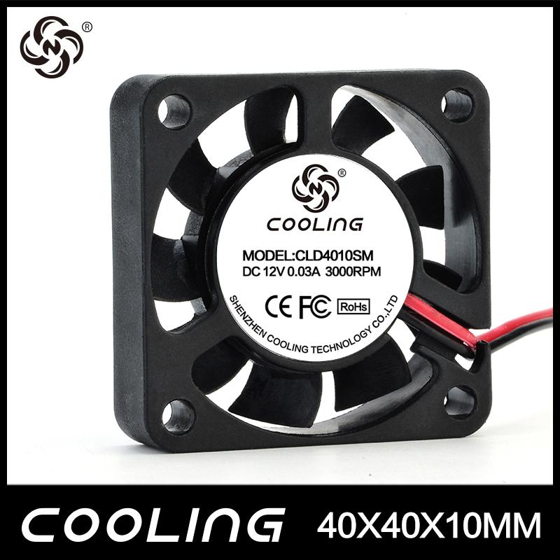 Manufactory Selling Mini Fan 24v DC 40407mm Fan CE, UL, ROHS Low Noise DC Cooling Fan 4007