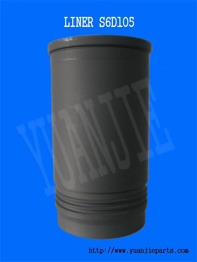 Komatsu Cylinder Sleeve