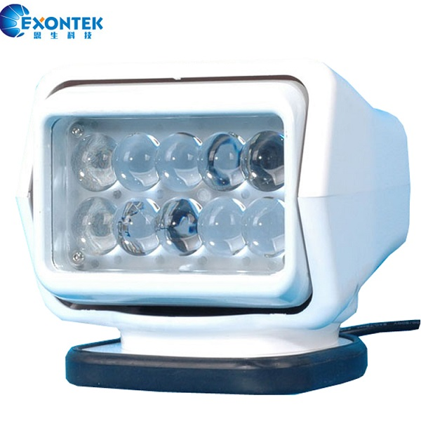 Crees 50W 4000lm LED Search Work Light Portable Outdoor for Yacht