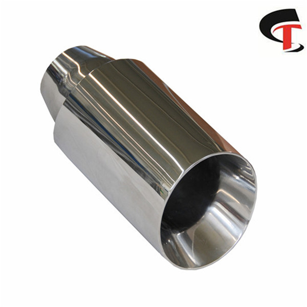 Polish Exhaust Tips ST Performance For Car