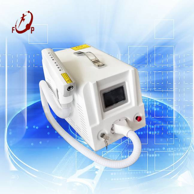 Super Frame Structure Exported  Black Carbon Head Laser Tattoo Removal Machine