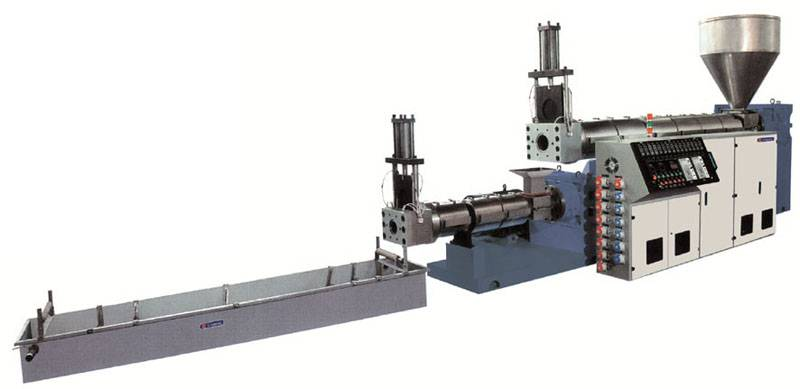 Double-stage Pelletizing Line