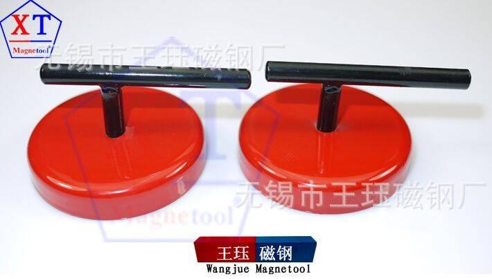 ferrite magnetic hooks in china (F90.06)