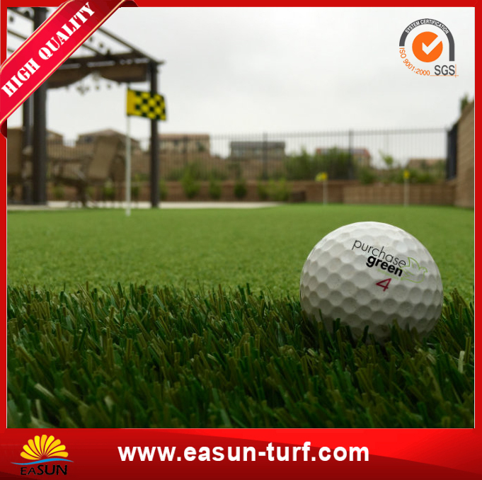 High Density Golf Synthetic Grass Putting Green Carpets-AL