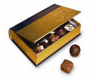 Gift Chocolate Box,choclate box,paper gift box,paper box,packing box