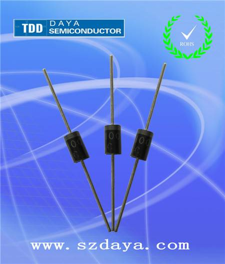 3.0A High Efficient Plastic Rectifiers UF5400--UF5408 DO-27