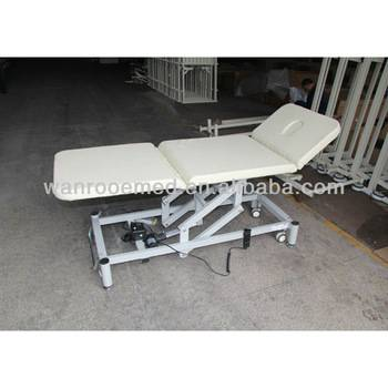 BEC14 Electric Three Section, height adjustable Examination Couch