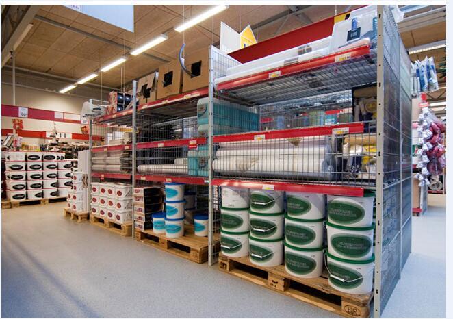 Chrome Metal Wire Kitchen Shelf , NSF &SGS Approval