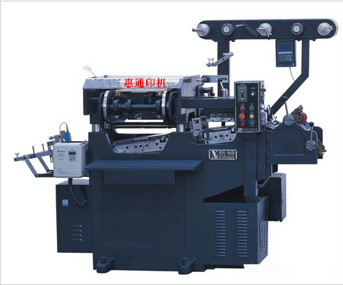 Self-Adhesive Label Printing Machine