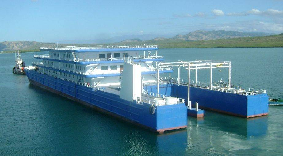 Floating Boutique Hotel ,LOA: 375 ft, 2009,Ref C4109