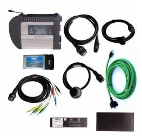 2016 The Best Quality A+ MB Star SD Connect C4 With WIFI For Cars and Trucks