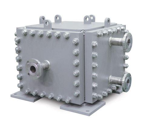 Bloc Heat Exchanger