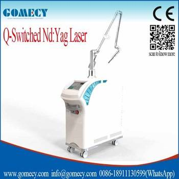 Qs Nd Yag Tattoo Removal Laser Tattoo Remover Nd Yag laser picosure