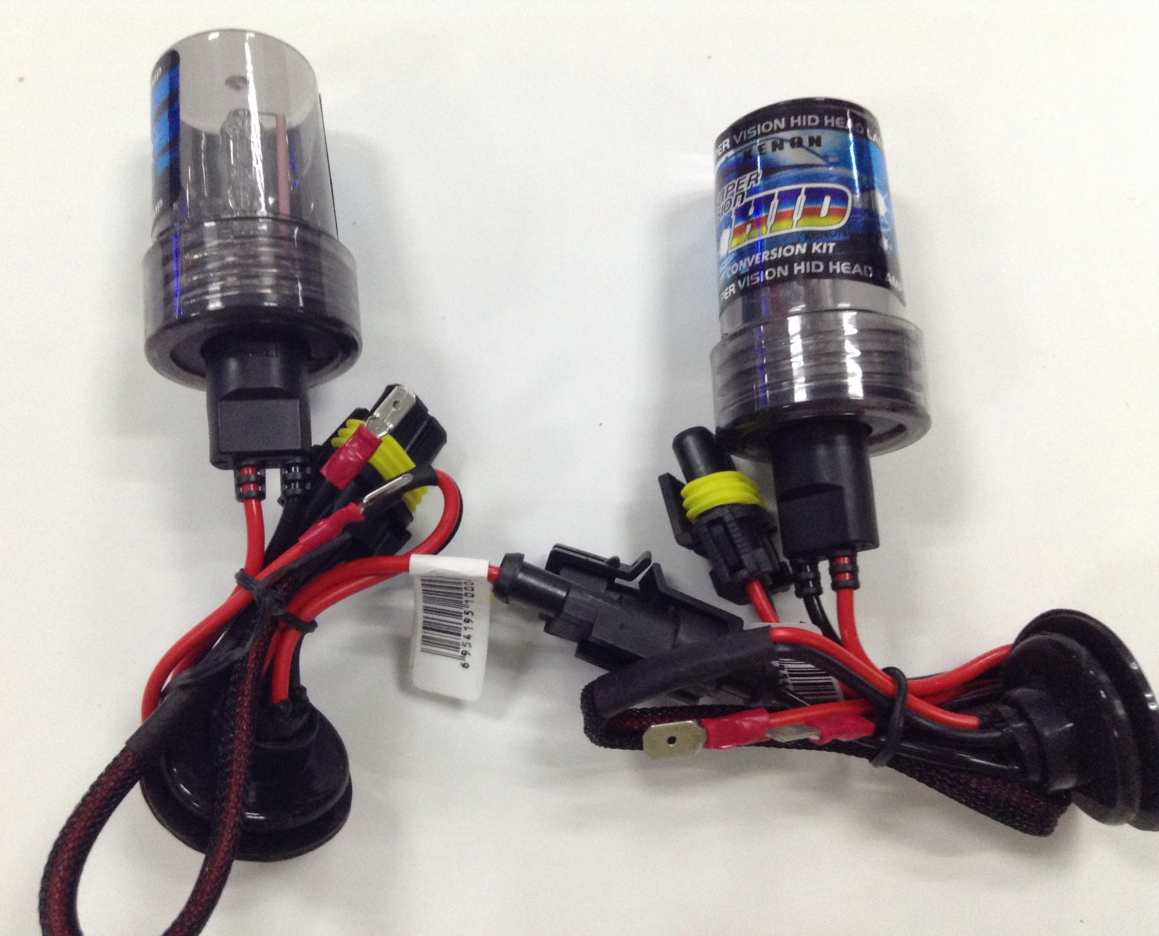 Replacement Bulb for Xenon HID conversion kits