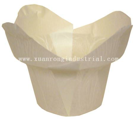 Wholesale Paper Lotus Cups Baking Cups Muffin Cups