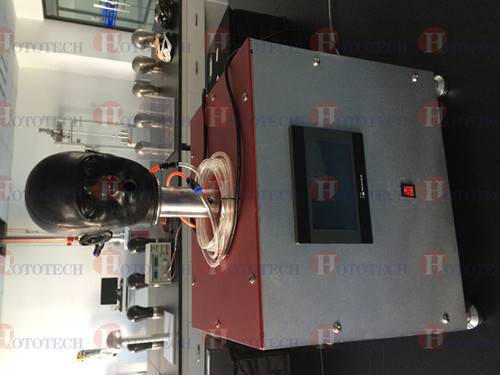 Breathing value air tightness testing machine