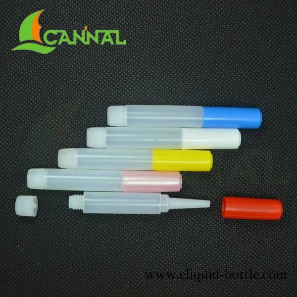 Ecannal 1.5ML sampler droper essential oil bottle