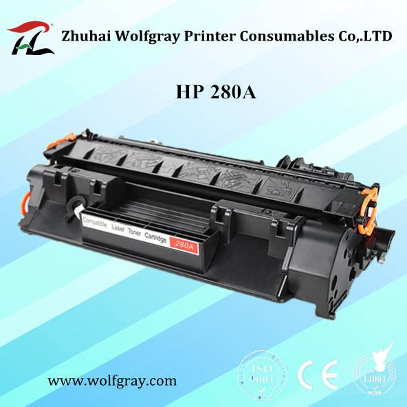 Low Price Compatible Toner Cartridge HP CF280A 280A for HP LaserJet 400 M401N/M401DN
