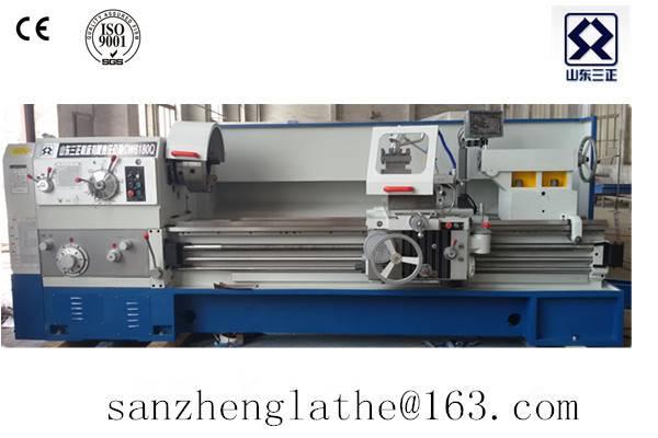 cnc lathe machine, pipe thread lathe