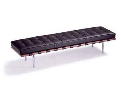 Hotel/Living Room Furniture Barcelona Bench