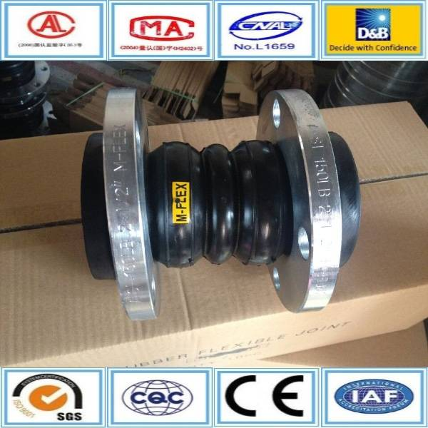 High quality EPDM rubber expansion joint price from China