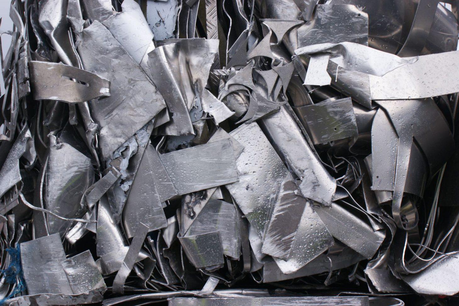 Scrap Stainless Steel