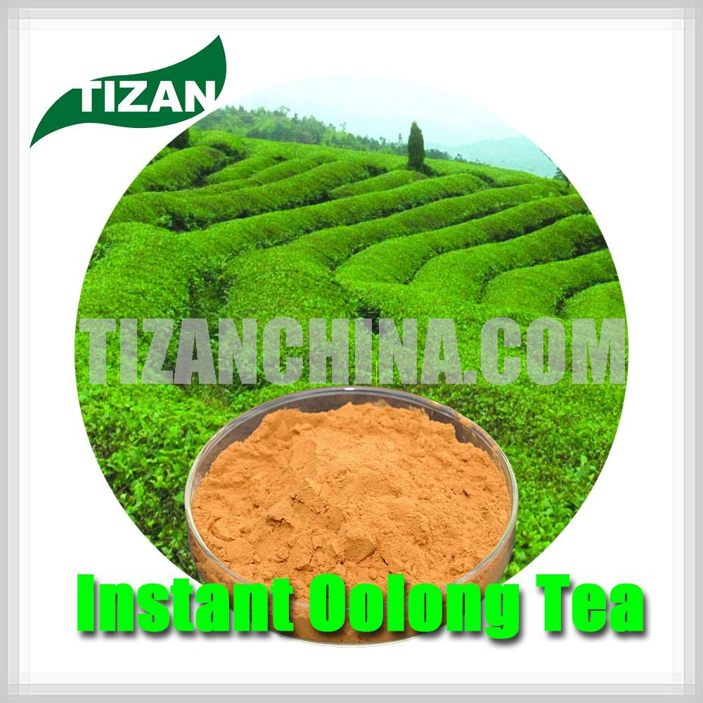 Instant Oolong Tea Powder