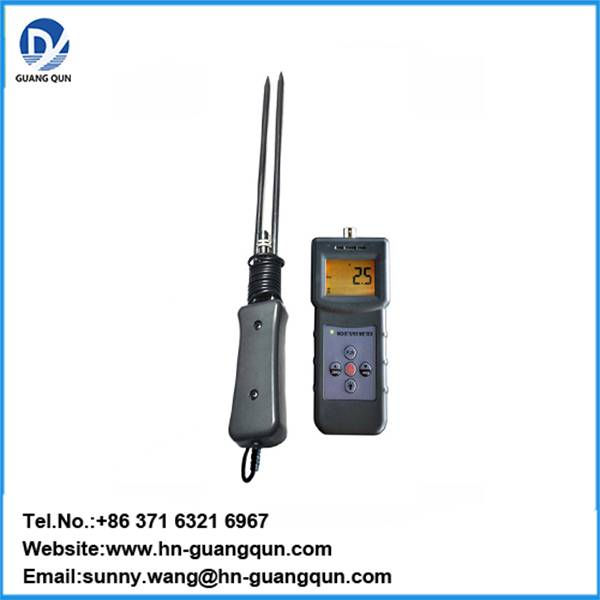 MS-G LCD Grain Moisture Testers with 4 digital LCD