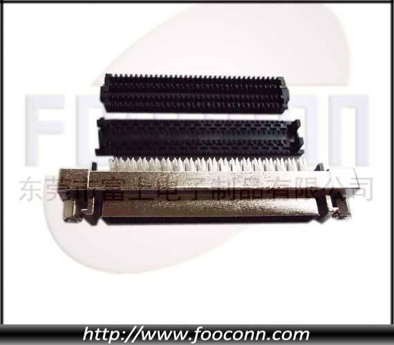 1.27mm SCSI 68Pin D-Tyoe IDC Female