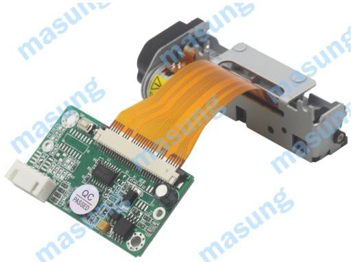 RS-232/TTL/USB 2inch Pos Printer Module For Mobile Device