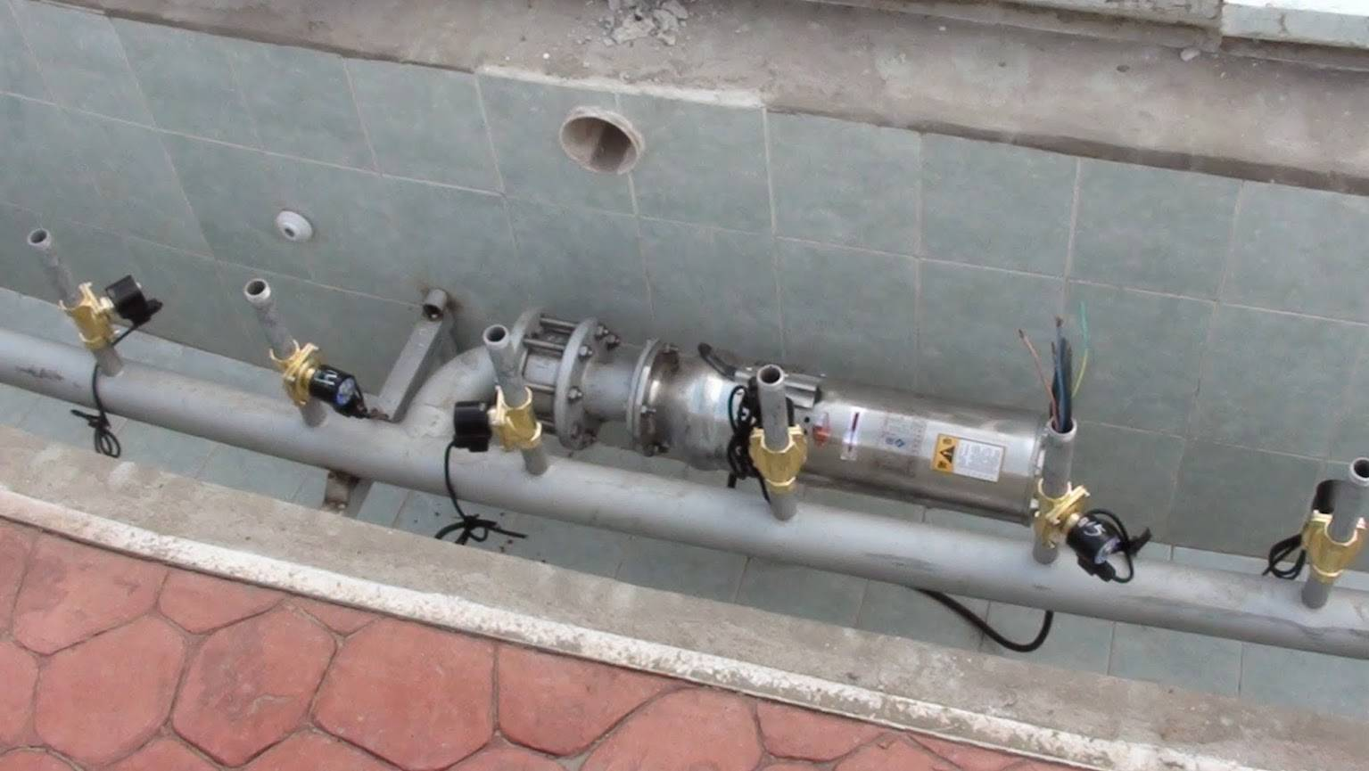 Underwater Fountain Pumps