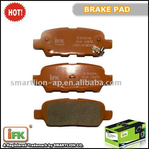 GDB3393 44060AL585 NISSIN MURANO Disc Brake Pads