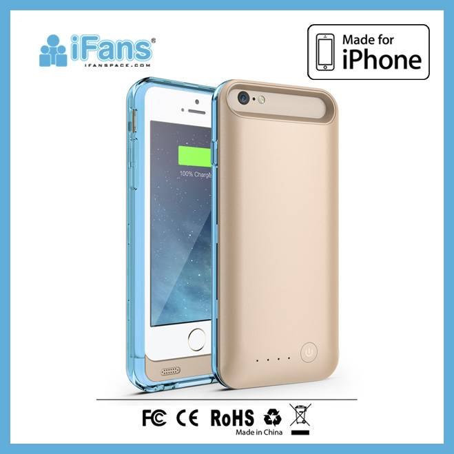 Phone Accessories Battery Charger Case for iPhone 6