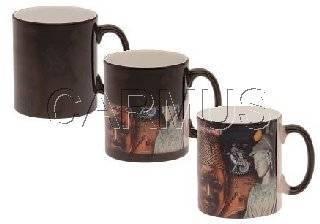 Sublimation full color changing mug